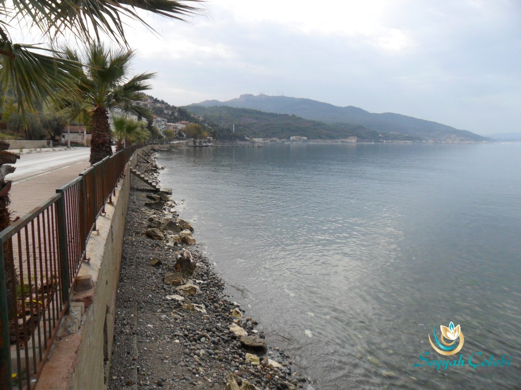 Bursa Kurşunlu Plajı Sahili