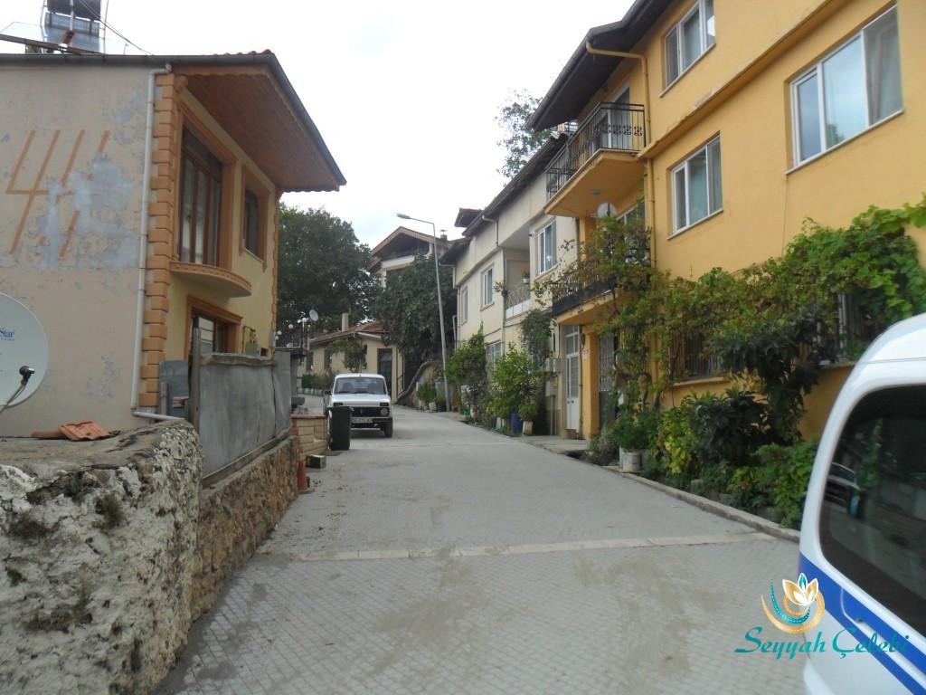 İnkaya Köyü Evleri