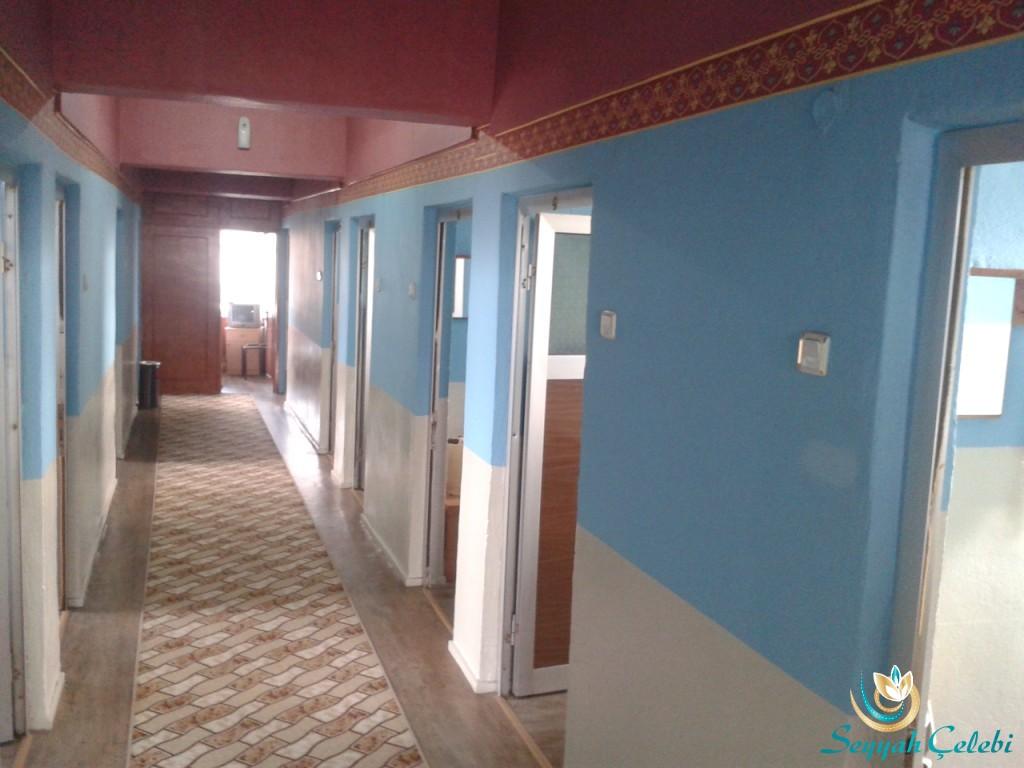 Otel Çağlayan Koridor