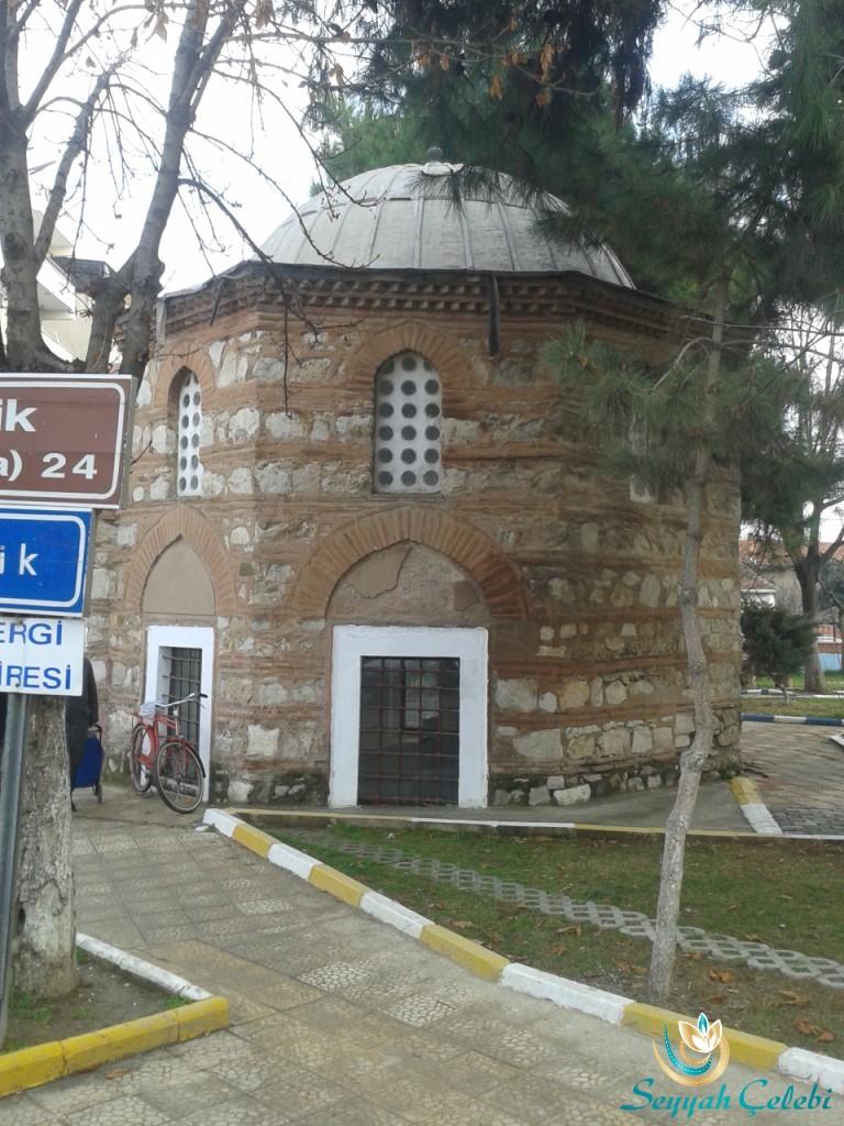 Yenişehir Süleyman Paşa Türbesi