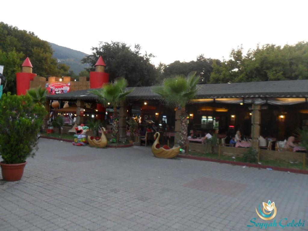 Çay Bahçesi
