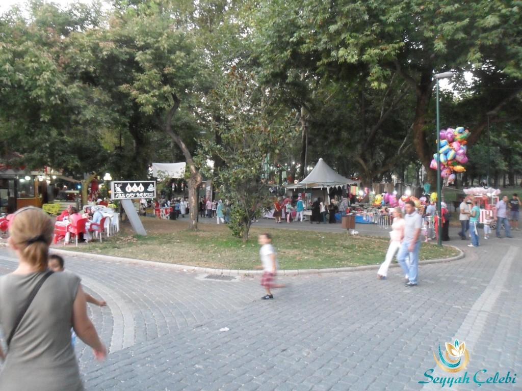 Kültürpark Aile Çay Bahçeleri