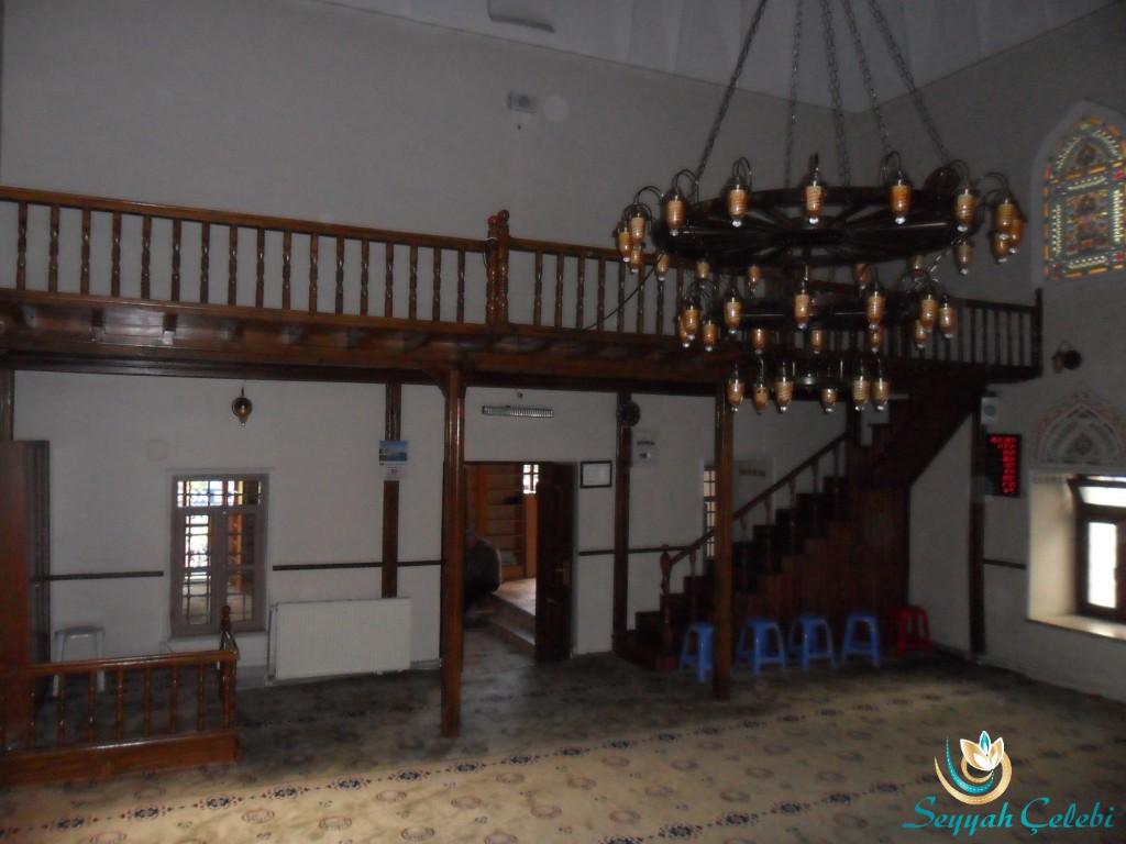 Karaşeyh Cami Balkon