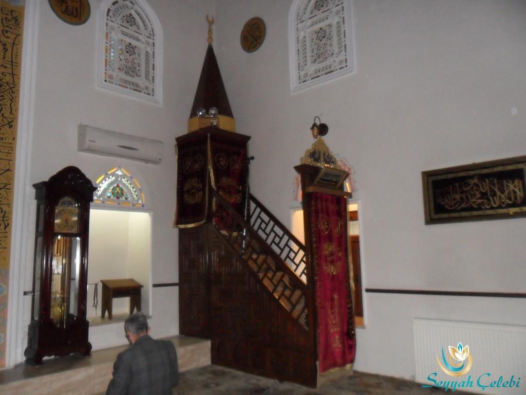 Karaşeyh Cami Minber
