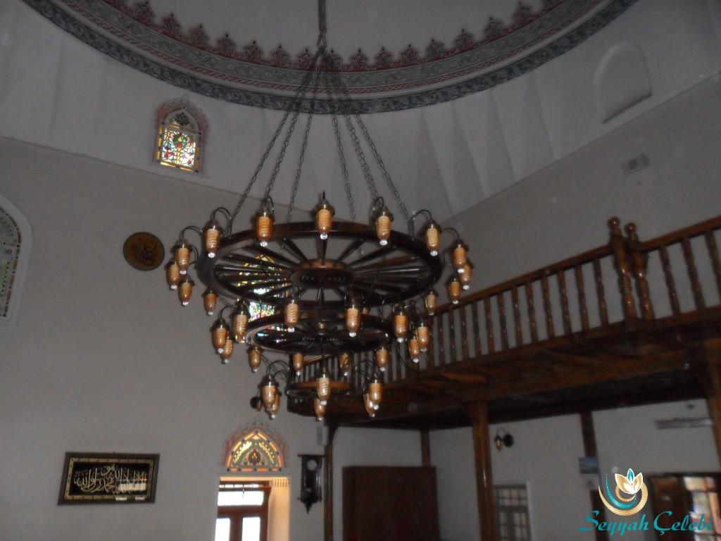 Karaşeyh Cami Tavan Avize