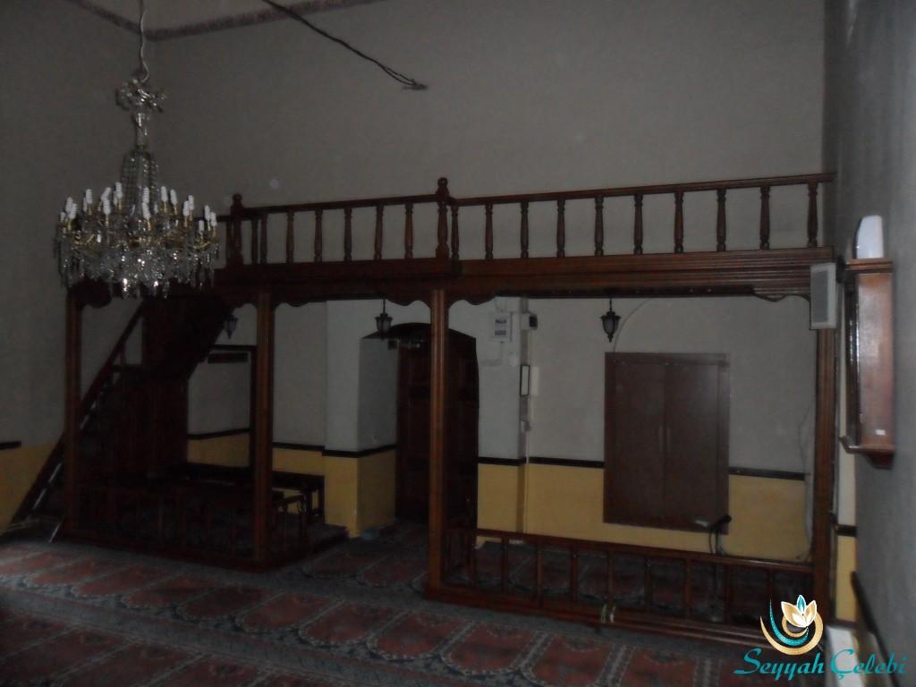 Nalbantoğlu Cami Balkon