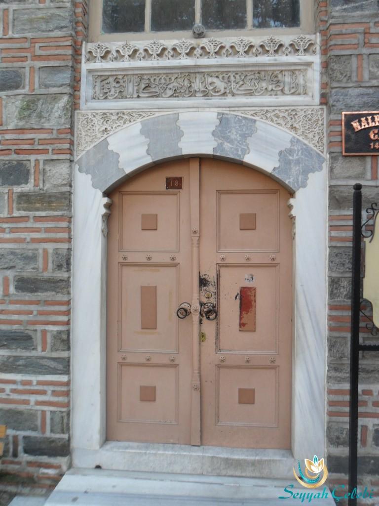 Nalbantoğlu Cami Dış Kapı