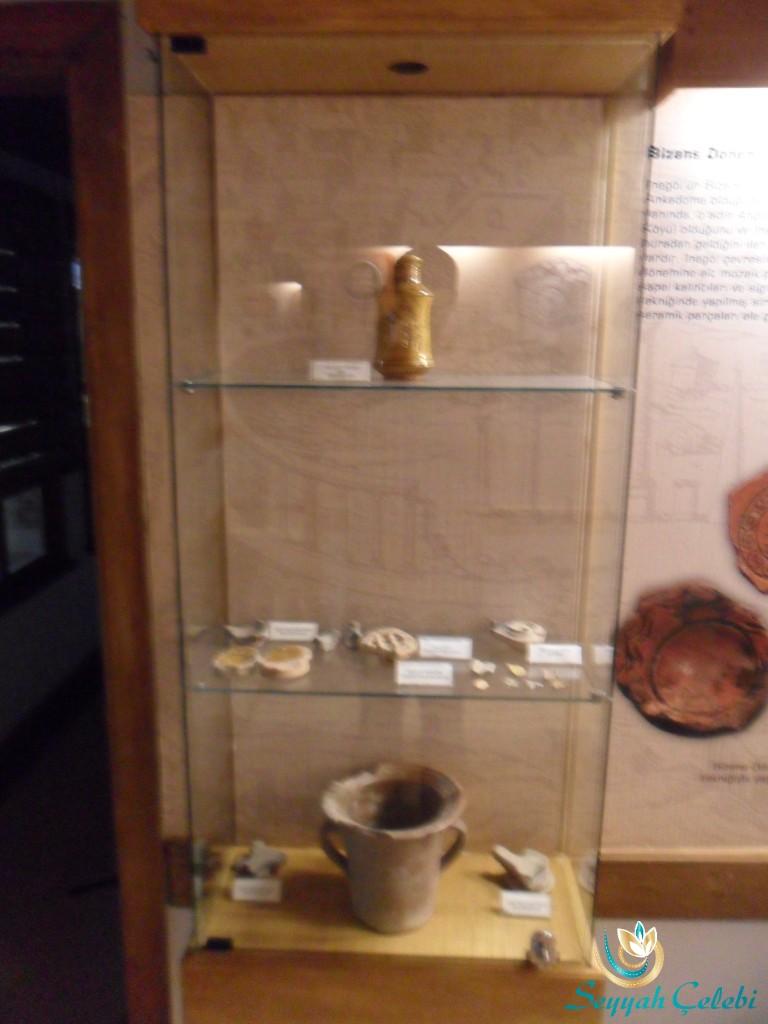 Antik Dönem İnegöl Eşyaları