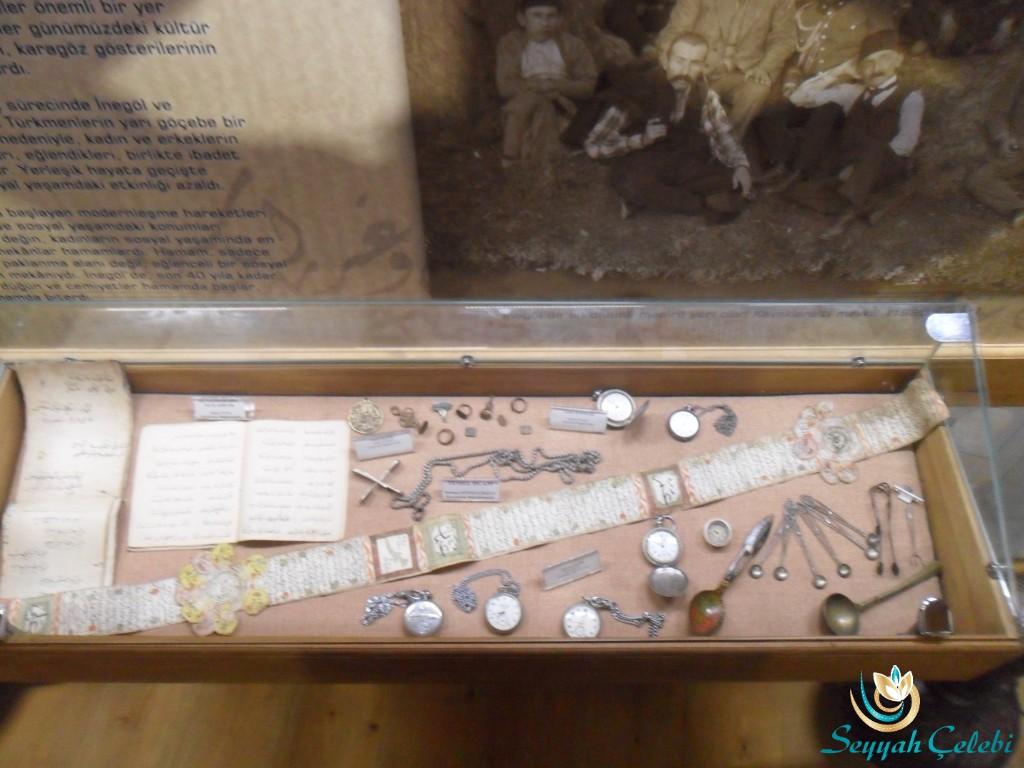 Antika Köstekli Saatler