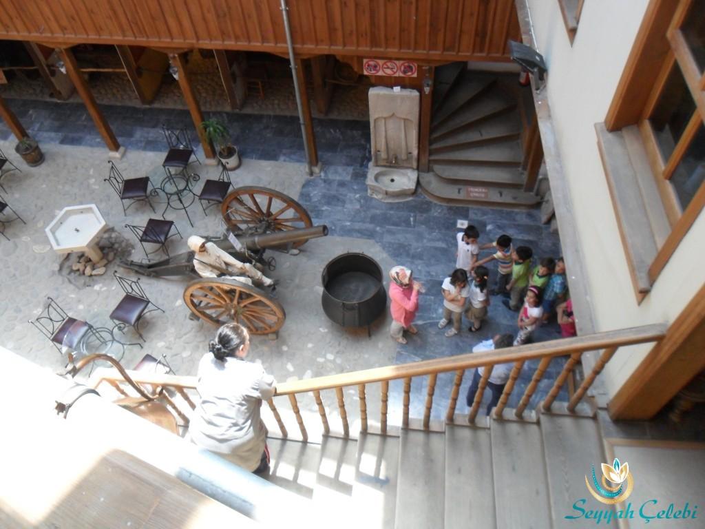 İnegöl Kent Müzesi Minik Ziyaretçiler