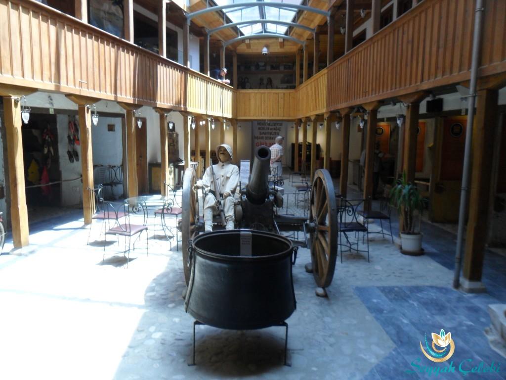 İnegöl Kent Müzesi Zemin Kat