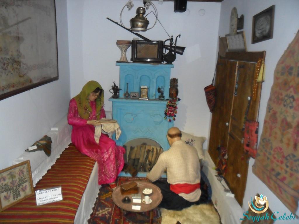 İnegöl Köy Evi Odası
