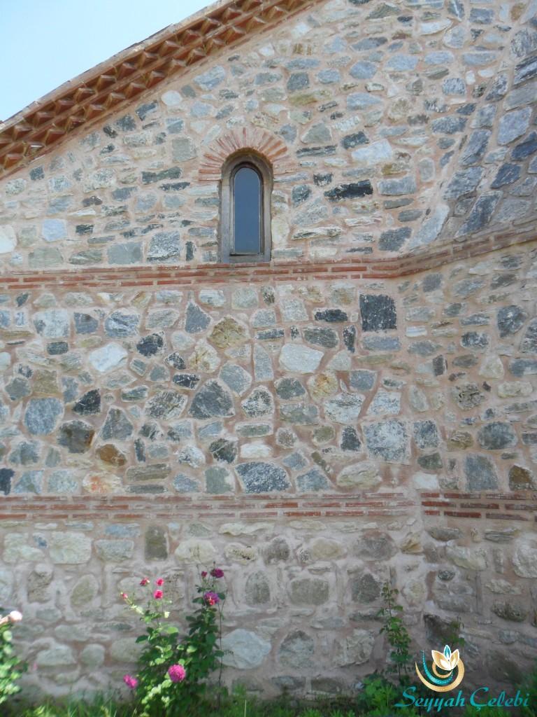 İnegöl Ortaköy Kervansarayı Arka Pencere