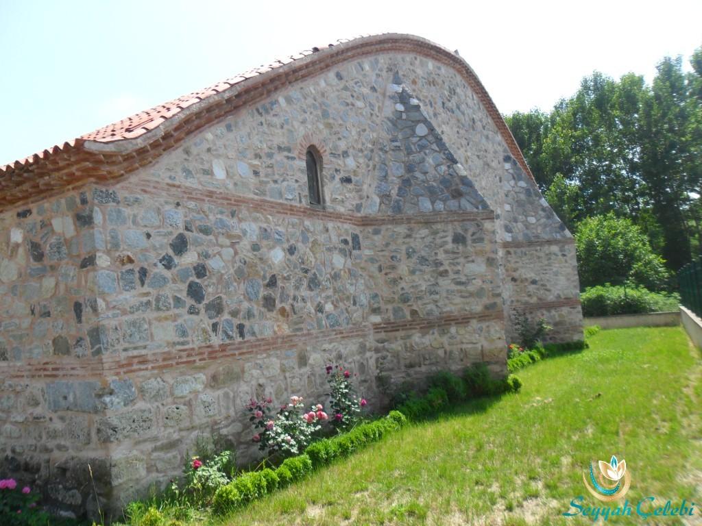 İnegöl Ortaköy Kervansarayı Arkadan