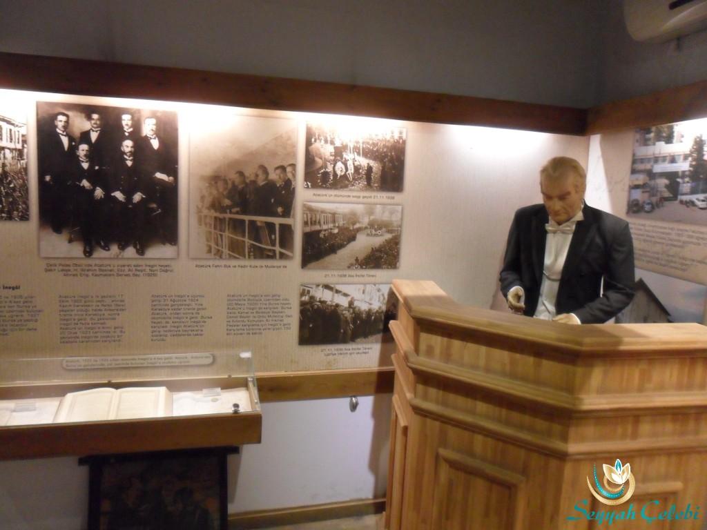 İnegöl ve Atatürk