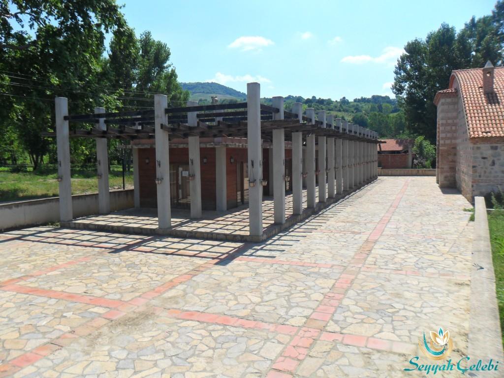 Ortaköy Kervansarayı Odalar