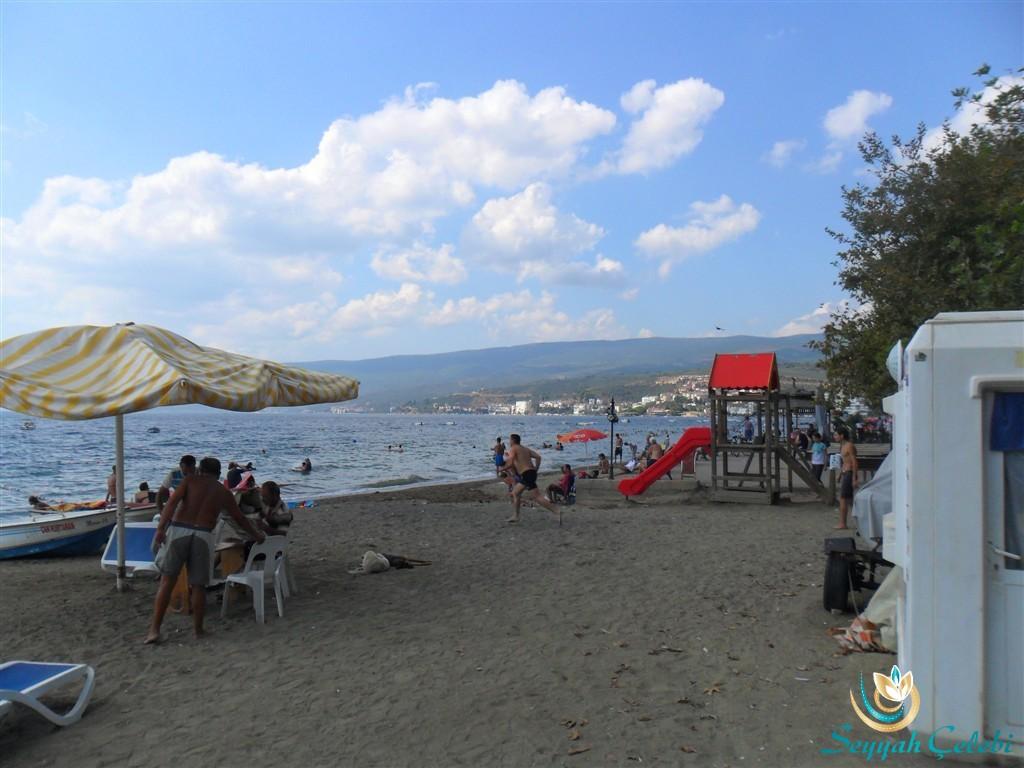 Küçük Kumla Plajı