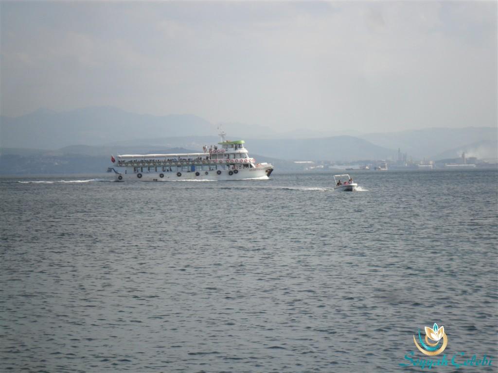 Kumla Feribot İskelesi Ada Turu Gemisi