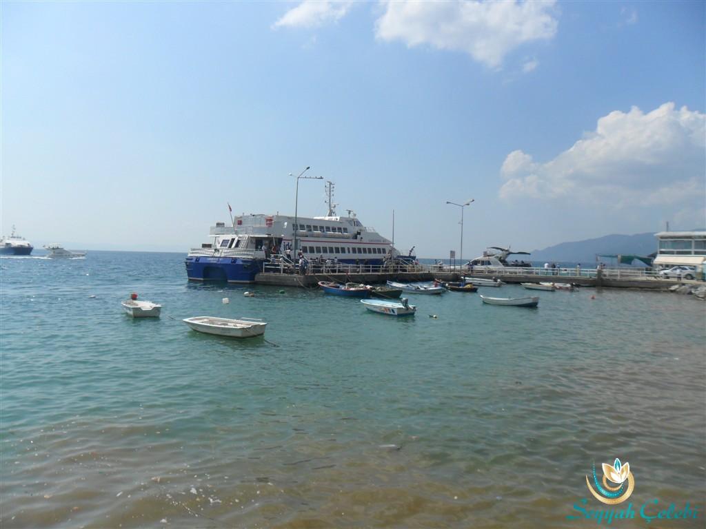 Kumla İdo Deniz Otobüsleri