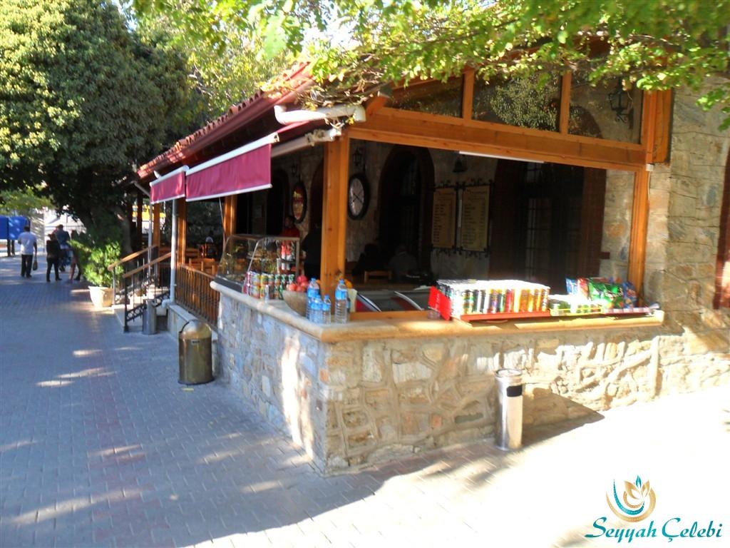 Meryem Ana Cafe