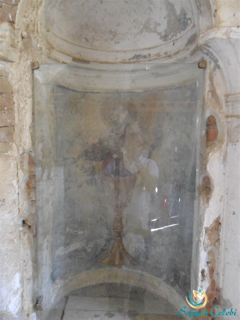 Şirince St. Jean John Baptist Kilisesi Hz. İsa