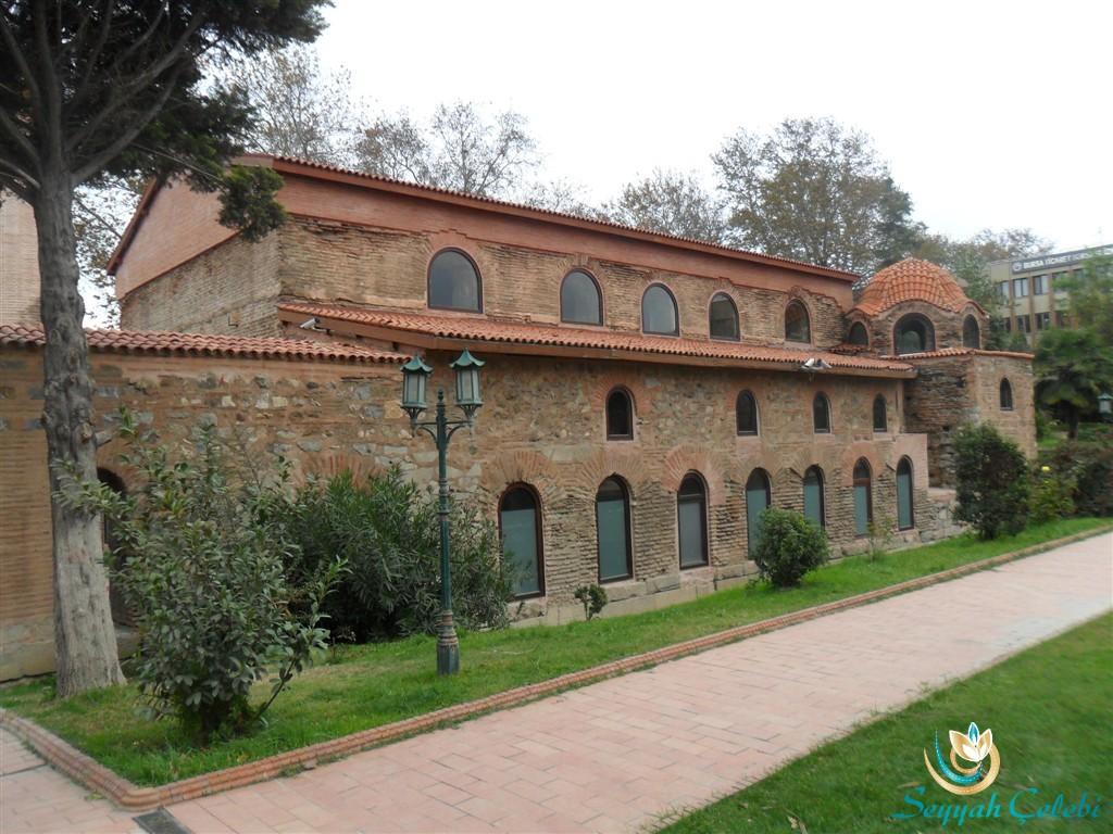 İznik Ayasofya Orhan Camii Dışarısı