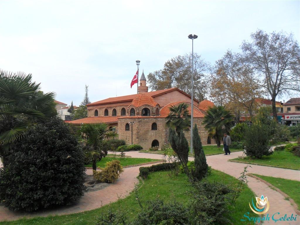 İznik Ayasofya Orhan Camii Doğudan