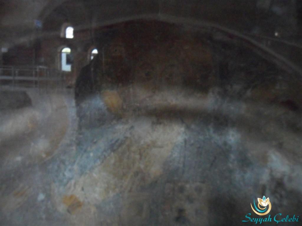 İznik Ayasofya Orhan Camii Hz. İsa Resmi