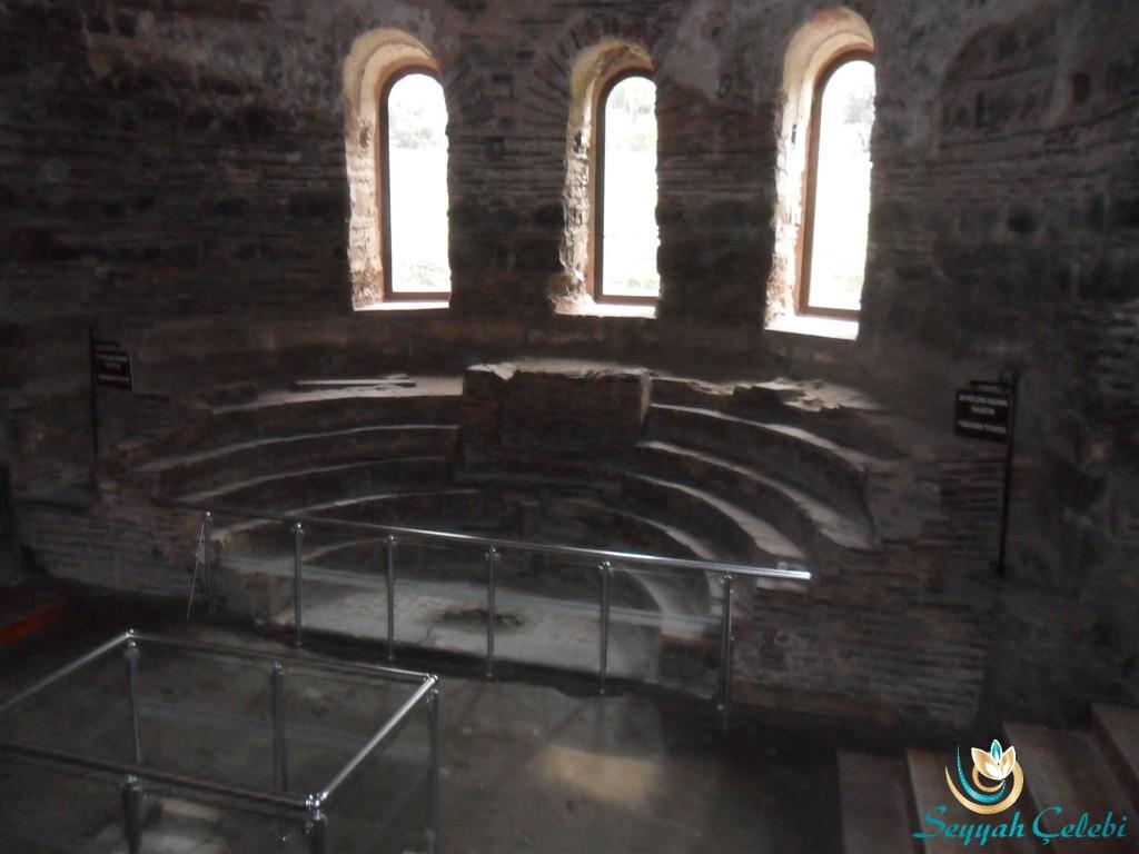 İznik Ayasofya Orhan Camii Konsül Konsil Yeri