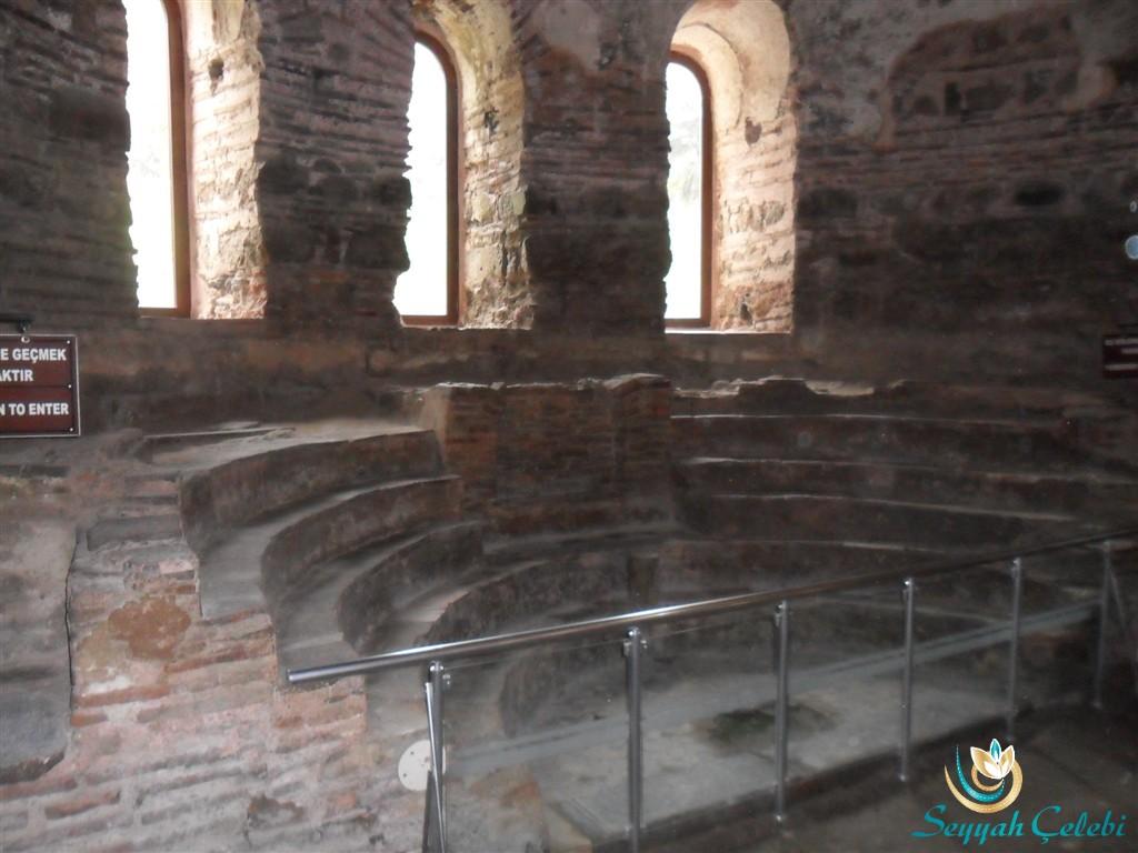 İznik Ayasofya Orhan Camii Konsül Toplanma Yeri