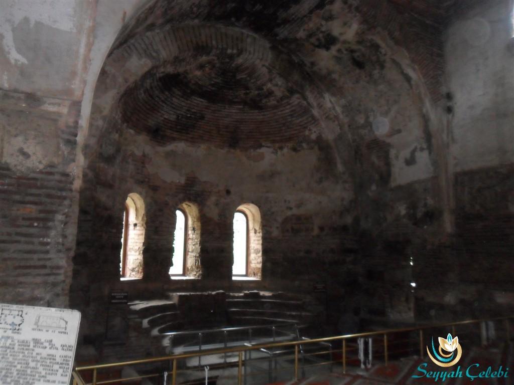 İznik Ayasofya Orhan Camii Konsül Yeri