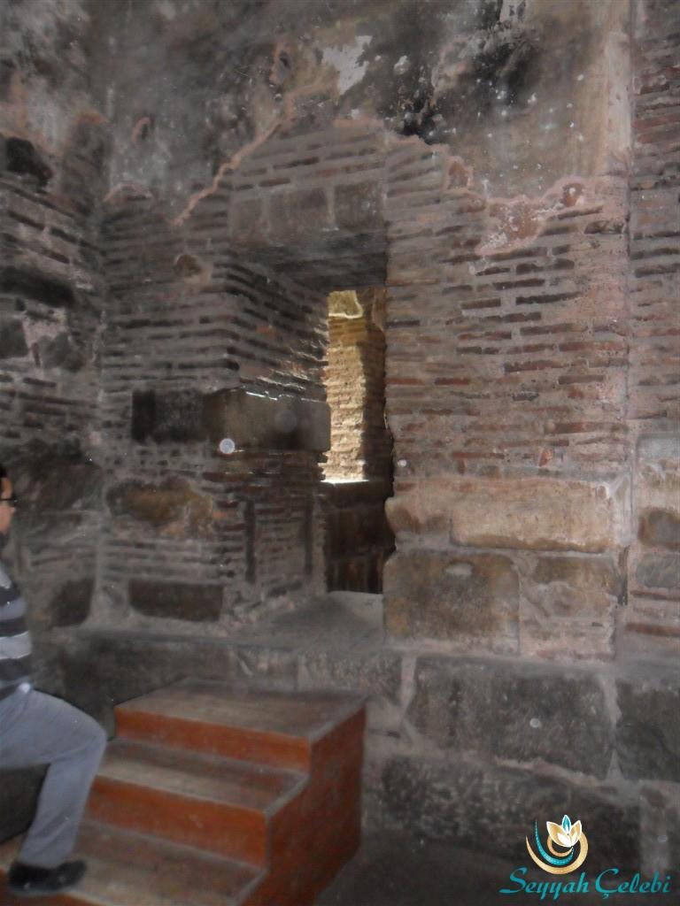İznik Ayasofya Orhan Camii Kubbe Geçiş Kapıları