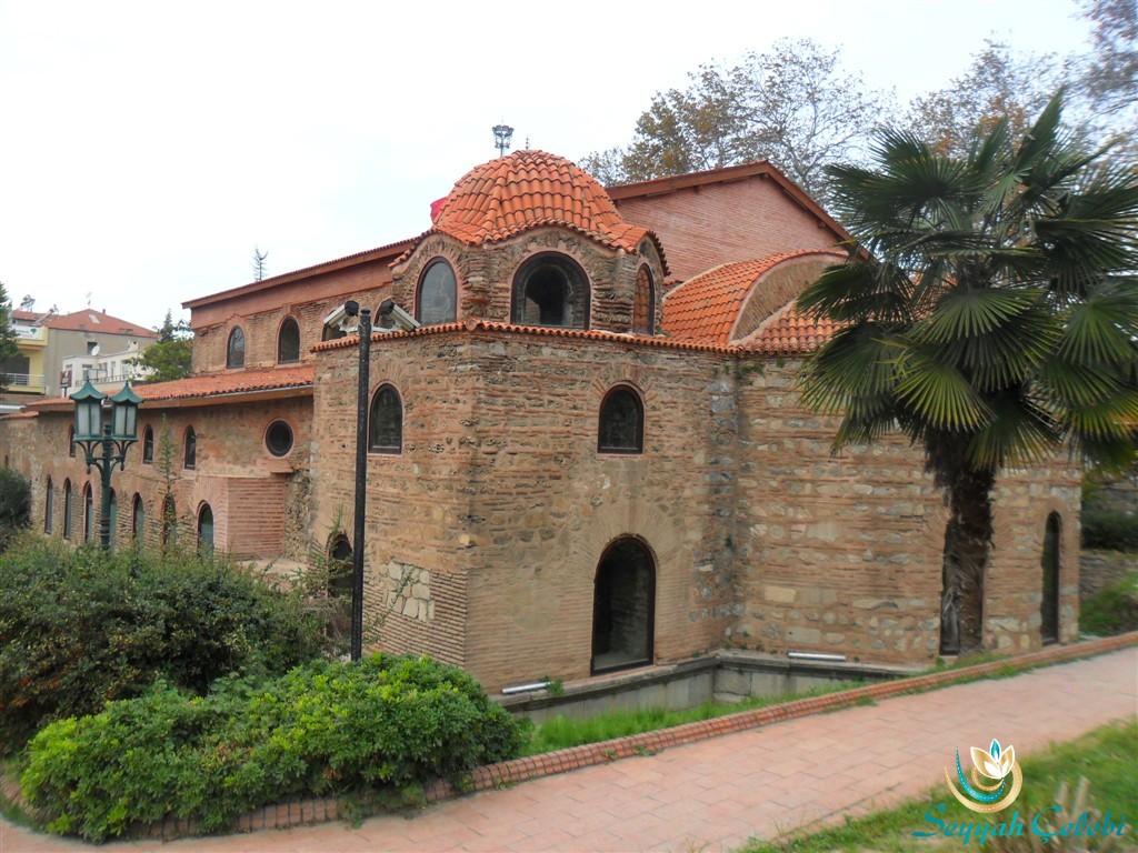 İznik Ayasofya Orhan Camii Kubbeler