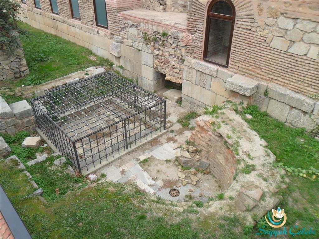 İznik Ayasofya Orhan Camii Tören Dış Yeri
