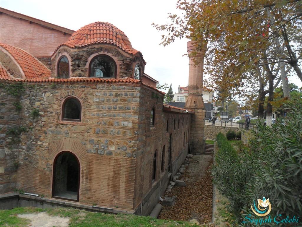 İznik Ayasofya Orhan Camii Sağ Yan