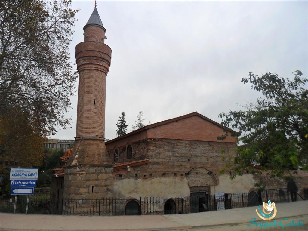 İznik Ayasofya Orhan Camii