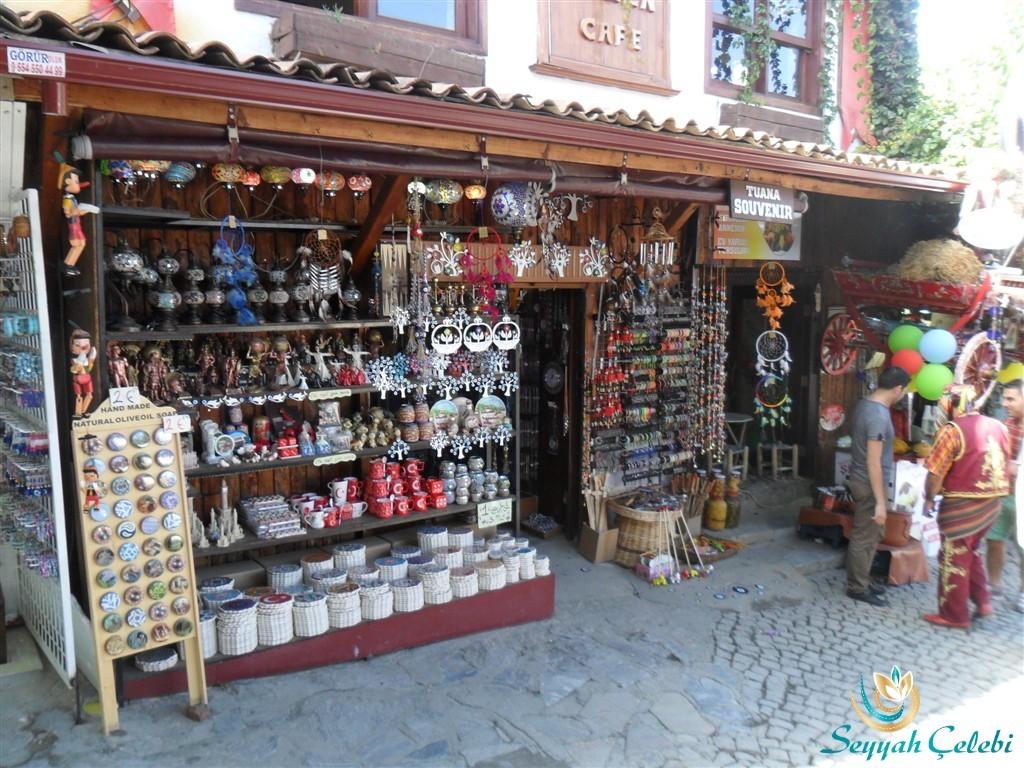 Selçuk Şirince Dükkanlar