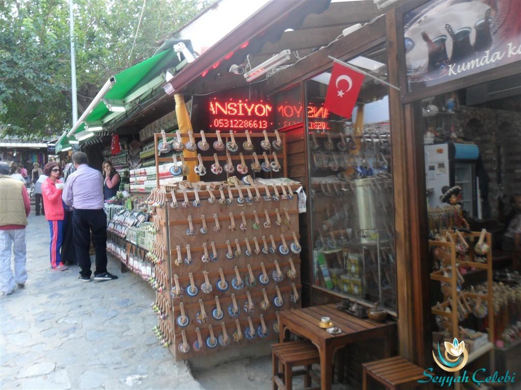 Selçuk Şirince Dükkanları