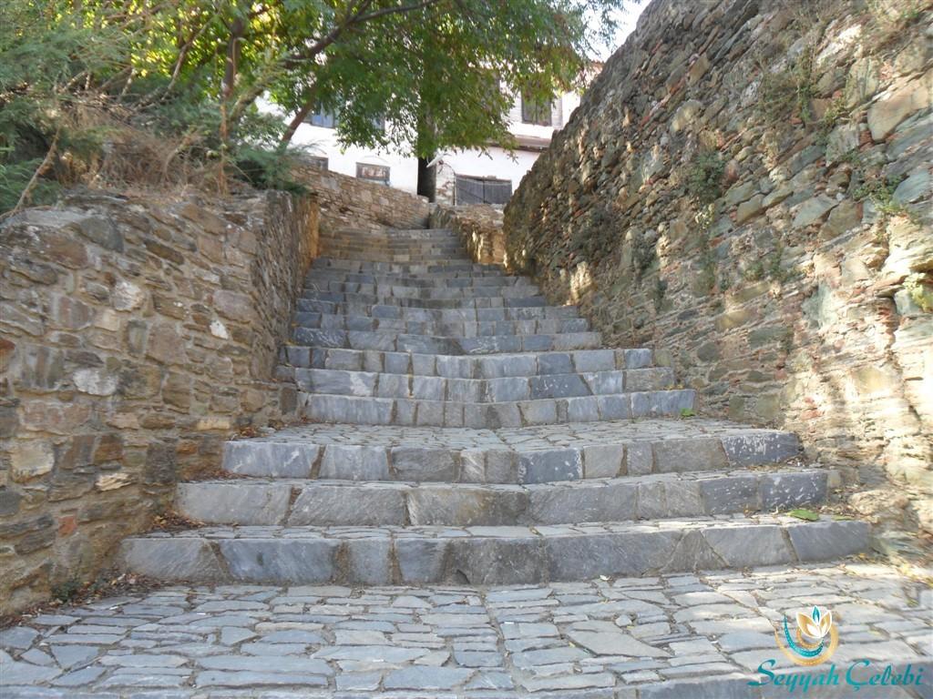 Selçuk Şirince Taş Merdiven