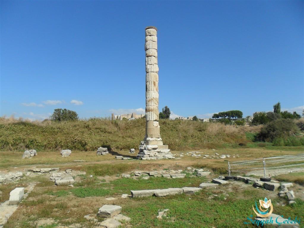 Artemis Tapınağı Direk