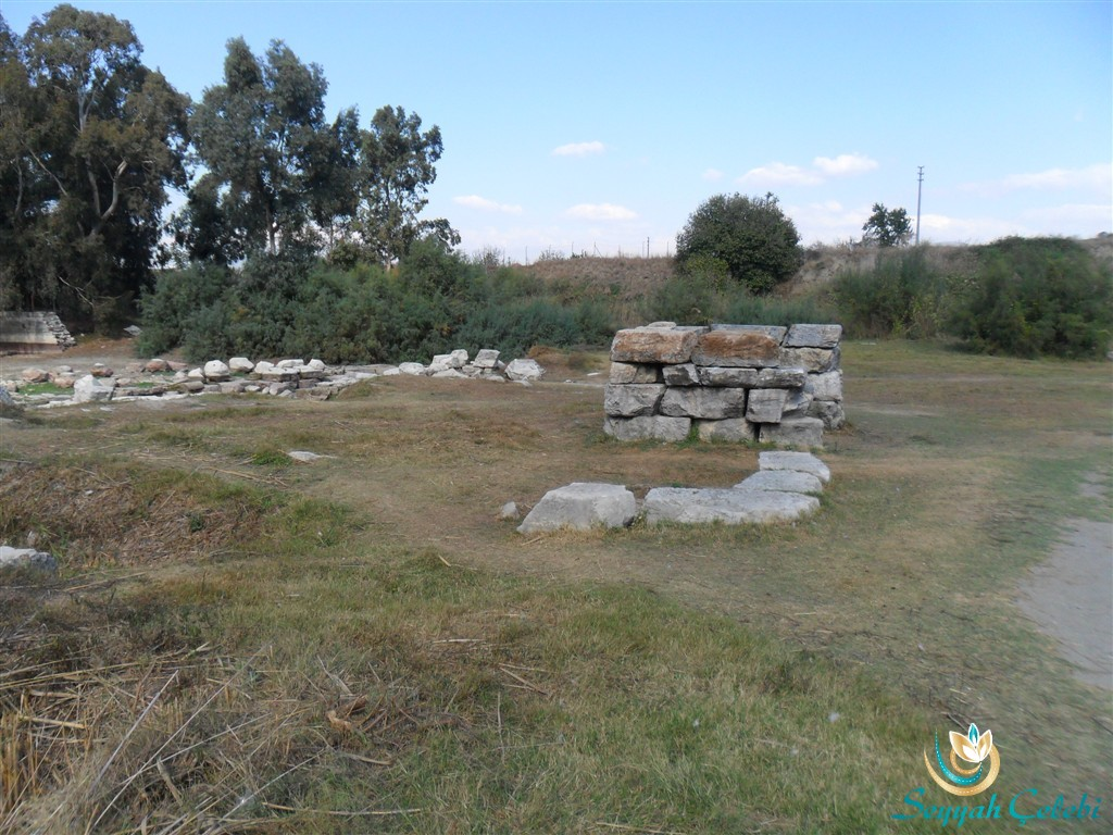 Artemis Tapınağı Taş Zemin