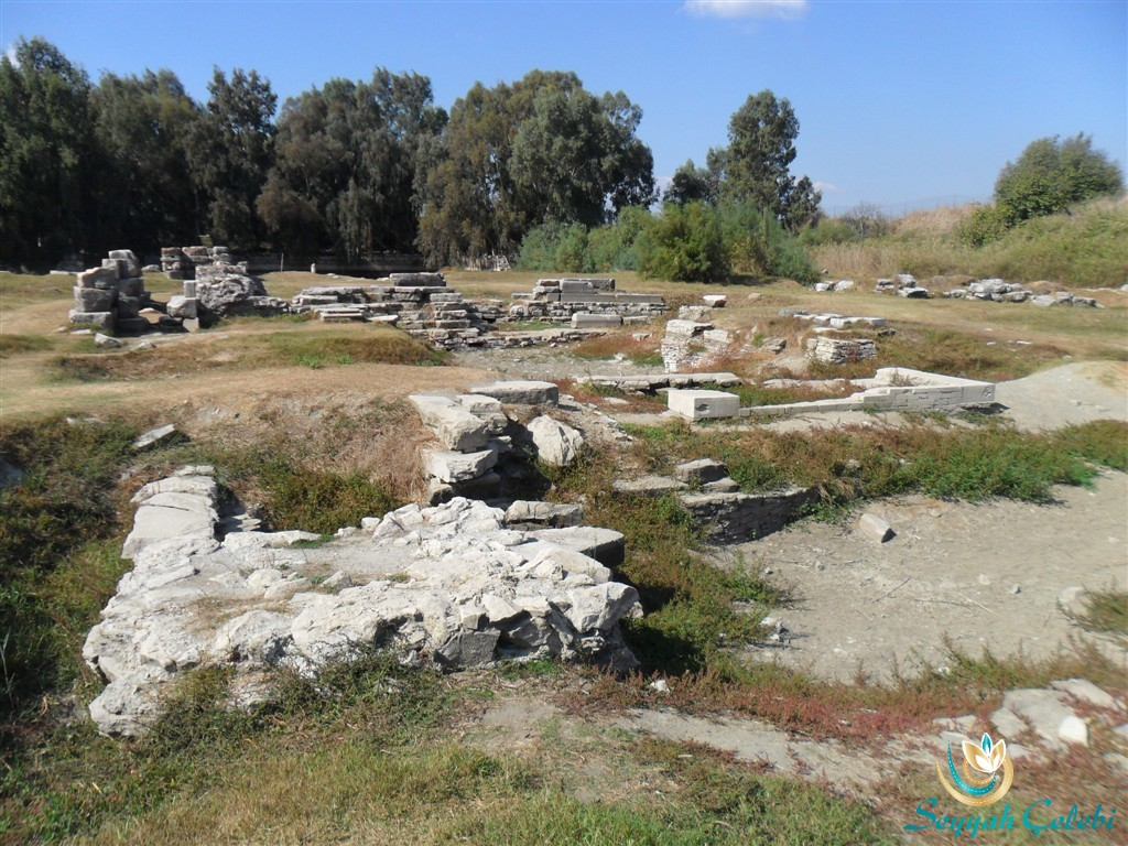 Artemis Tapınağı Kalıntıları