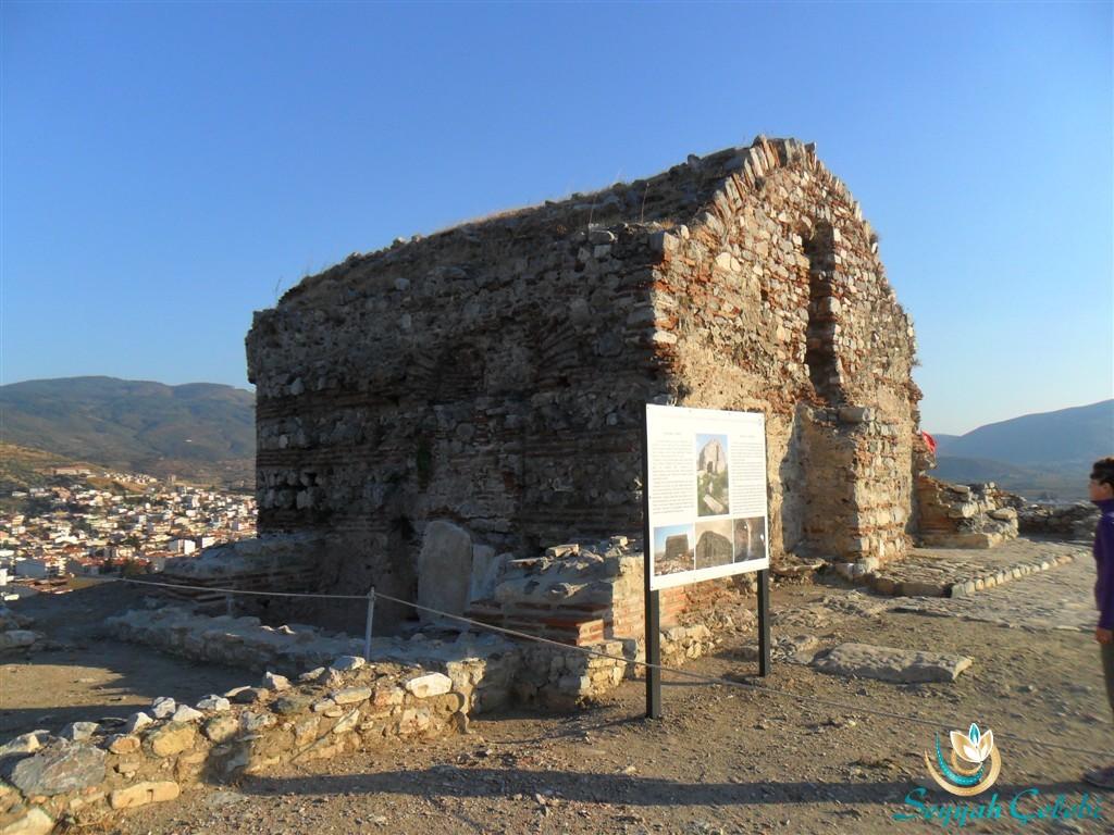 Ayasuluk İç Kale Bazilika