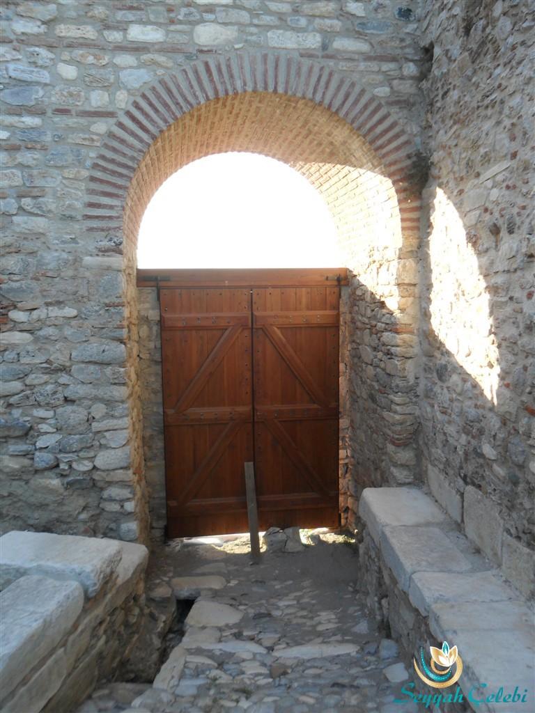 Ayasuluk Kale Kapıları