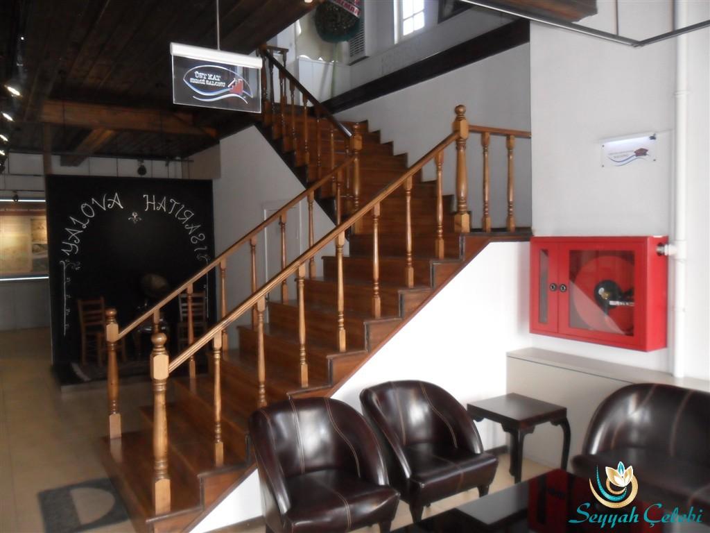 Yalova Kent Müzesi Merdiven
