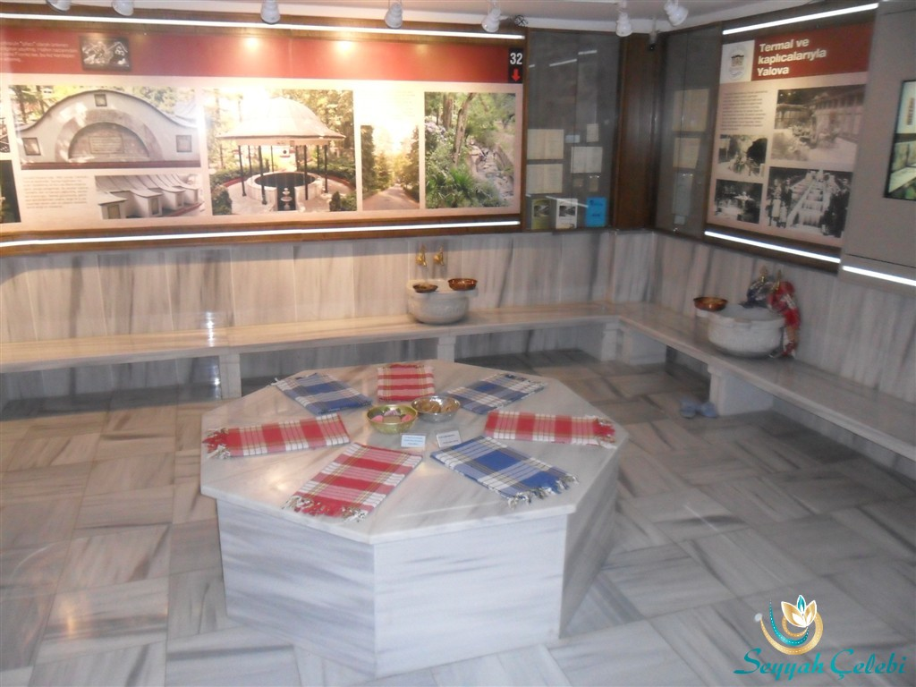 Yalova Kent Müzesi Termal ve Kaplıca Hamam