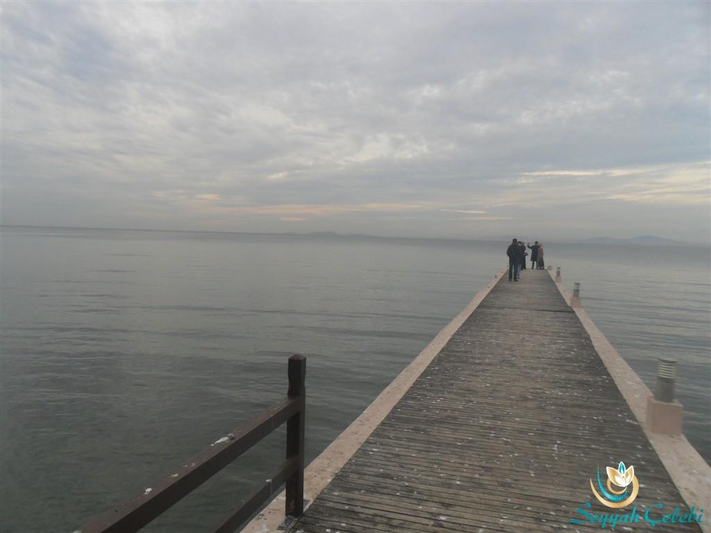 Yalova Yürüyen Köşk İskele ve Manzarası