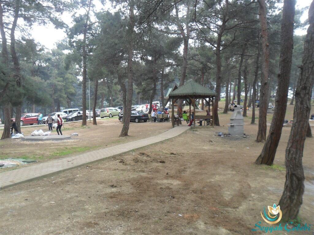 Bursa Atatürk Kent Ormanı Piknik Yerleri