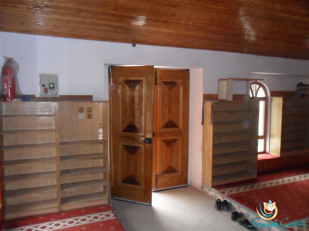 Hacı Özbek Cami Giriş Kapısı