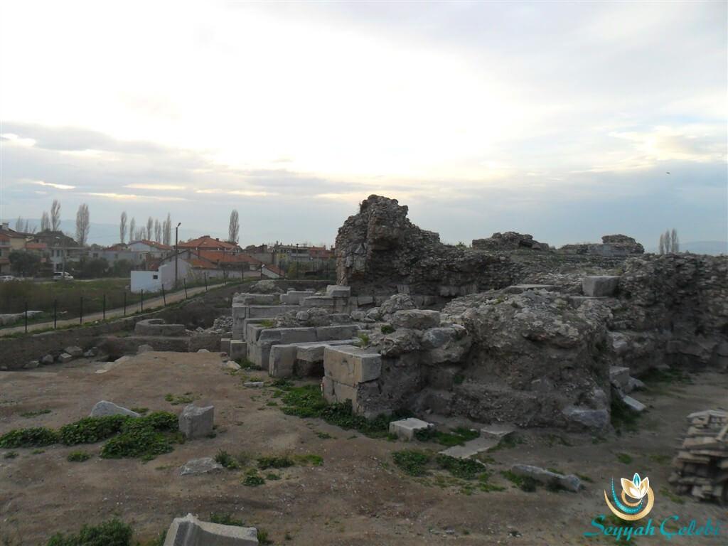 İznik Antik Tiyatro Kalıntıları